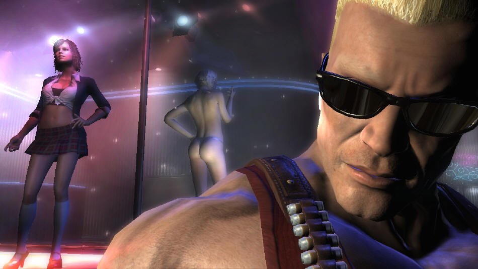 duke nukem forever wallpaper. Duke Nukem: Duke Nukem Forever