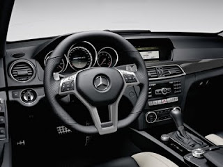 2012 Mercedes Benz C63 AMG picture
