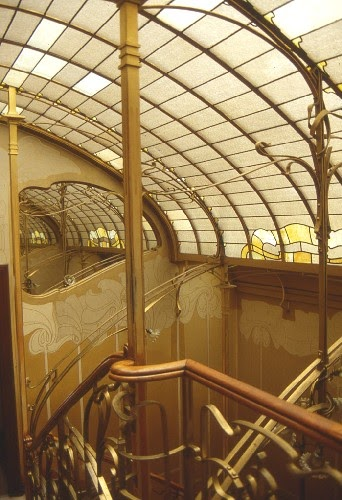 The Bygone Era  What Is Art Nouveau