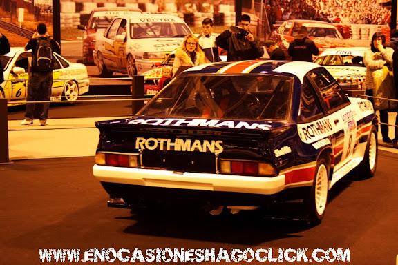 Opel Manta 400 Grupo B Madrid Motor Days