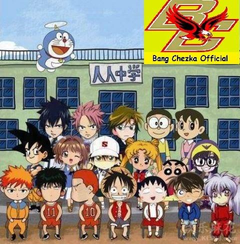 IMUT LUCU 25 Anime Tahun 90 An Terfavorit Di Hari Minggu