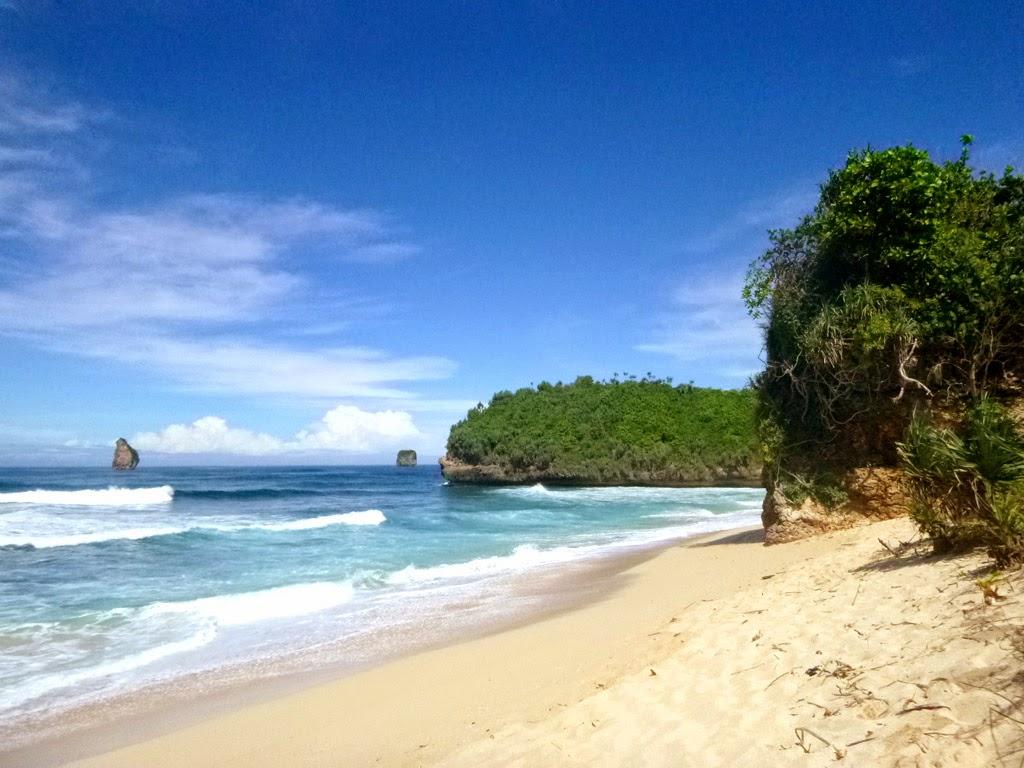 Goa China Beach - Malang South