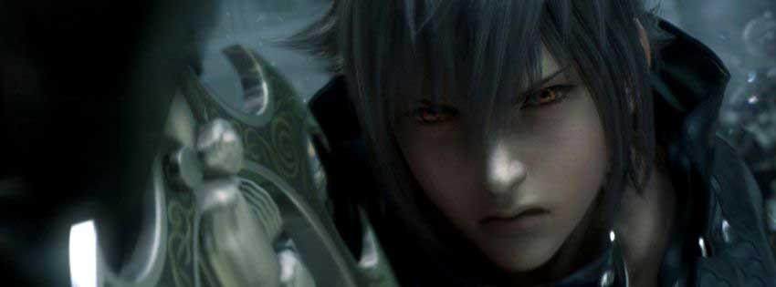 Final fantasy XIII Games Facebook Timeline Cover