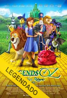 A Lenda de Oz – Legendado
