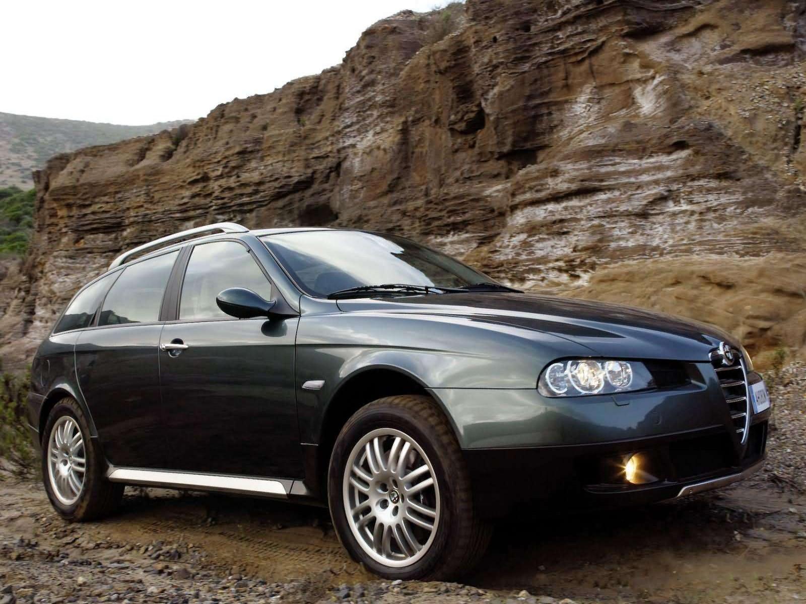 car pictures alfa romeo 156 crosswagon q4 2004. Black Bedroom Furniture Sets. Home Design Ideas