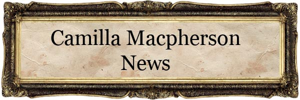 Camilla Macpherson News