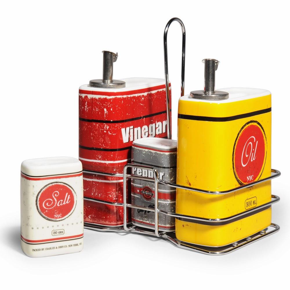 Tearoom industry for Porta ketchup