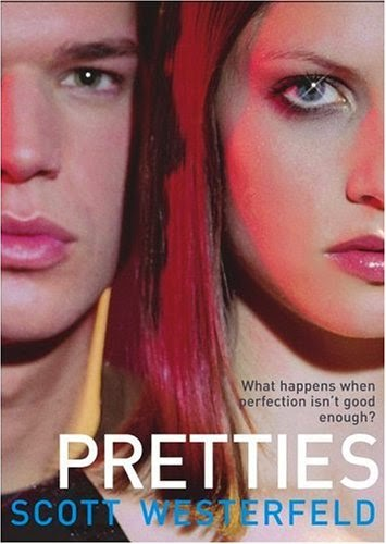 Cover Photo Pretties by Scott Westerfield