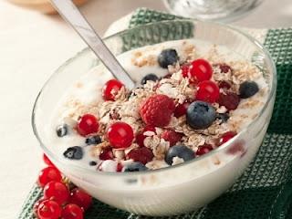 Jesteś tym, co jesz - czyli o zdrowym odżywianiu słów kilka :)