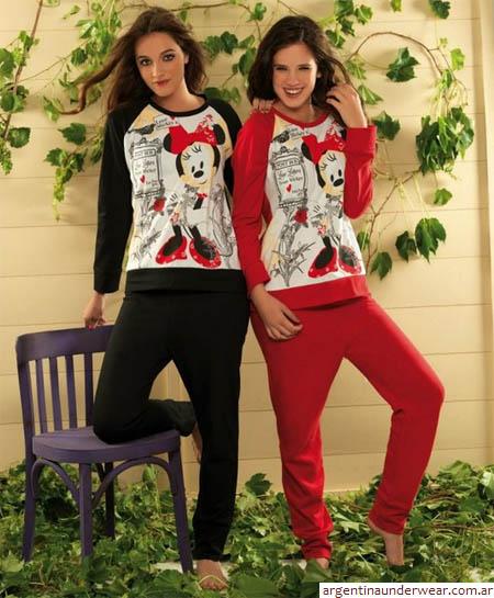 Sweet Victorian catálogo invierno 2012 Pijamas Disney.