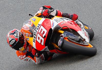 Marquez Tak Terkalahkan di Sachsenring Sejak 2009