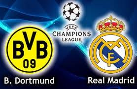 Prediksi Borussia Dortmund vs Real Madrid