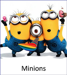 Animacion Minions