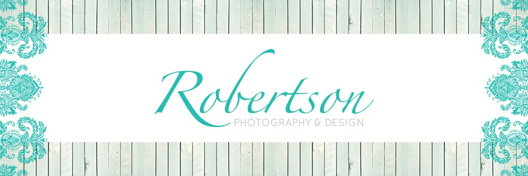 { robertson photography and design }