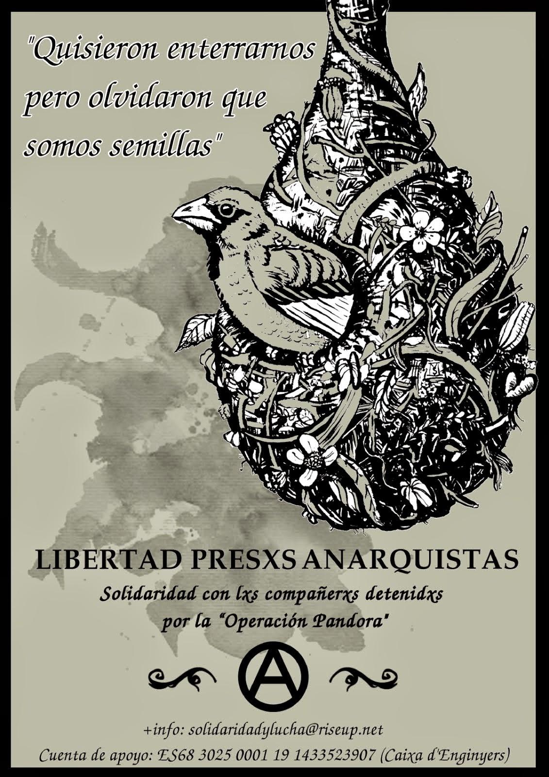 LIBERTAD PRES@S ANARQUISTAS
