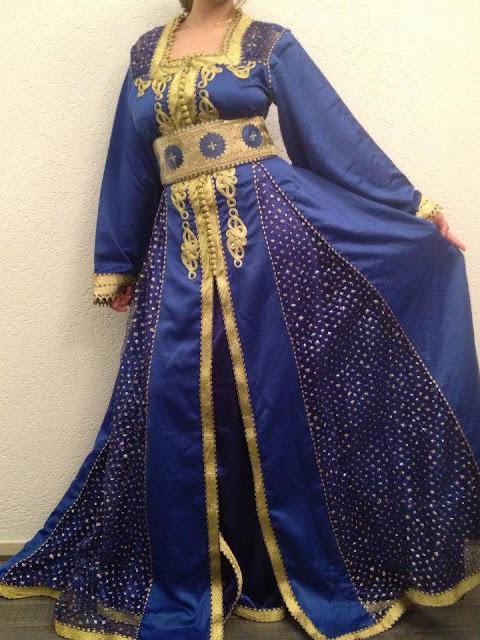 takchita marocain, takchita mariée