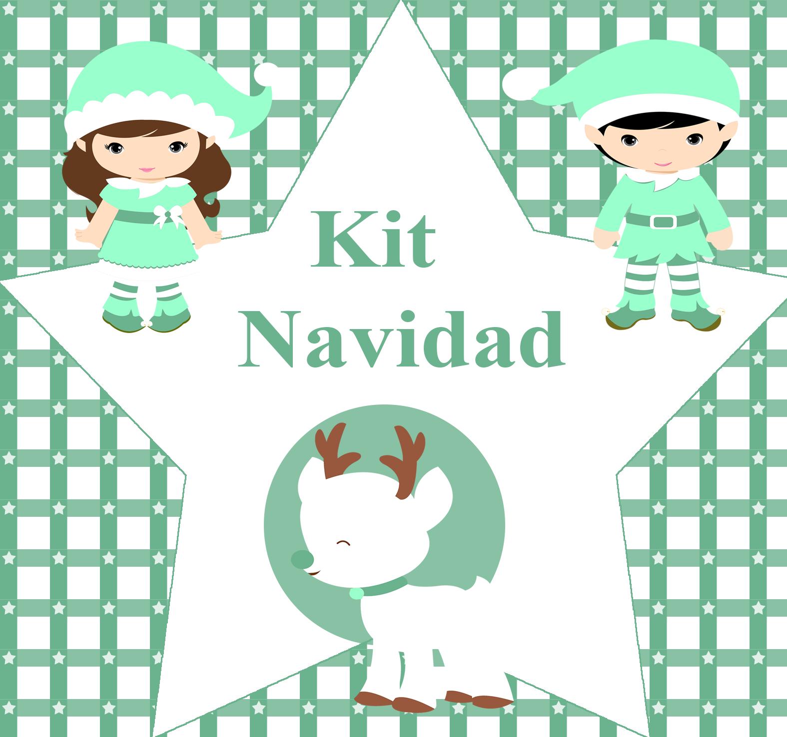 Sweet Party Barcelona: Kits imprimibles de Navidad gratis!!