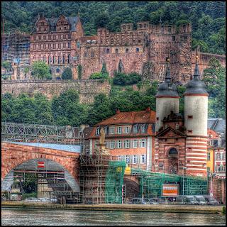 Heidelberg Castle (Heidelberg) · Bradley W Dick / bwd