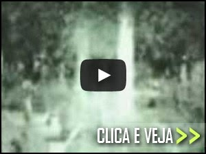 video impressionante de fantasma
