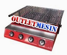 Mesin Barbeque Gas
