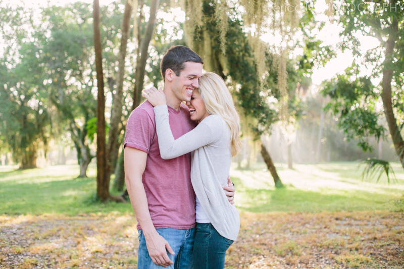 jupiter florida engagement photo