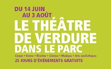 Parc La Fontaine/ Théâtre de Verdure