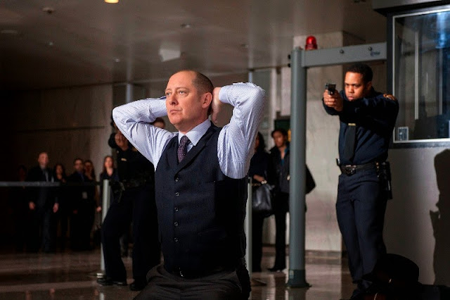 The Blacklist on AXN, the blacklist, axn, astro, James Spader, us drama series, us tv series, Megan Boone