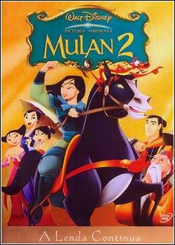 Download - Mulan 2 - A Lenda Continua - DVDRip Dublado