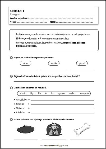 http://www.primerodecarlos.com/TERCERO_PRIMARIA/septiembre/unidad1/fichas/lengua/ficha3.pdf