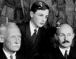 Rupprecht, Albrecht und Franz  von Bayern