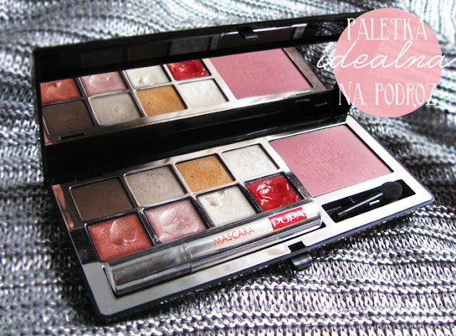 Pupa, Palette a'Porter Make Up kit