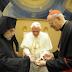 Την  Αντιπροσωπεία Ορθοδόξων-Ρωμαιοκαθολικών δέχθηκε ο Πάπας...