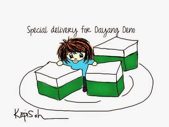 Special Delivery For Me