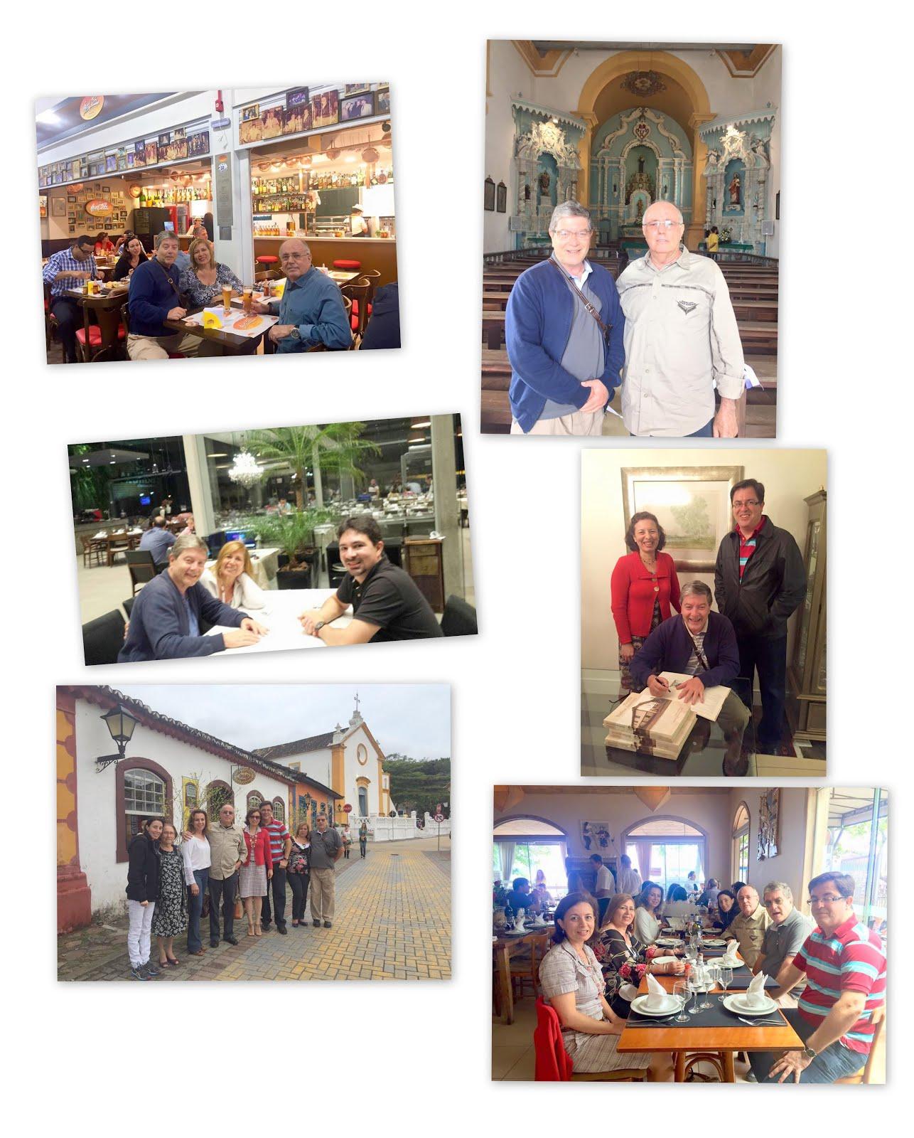Encontro Família Barbosa Sandoval em Floripa 15/10/15
