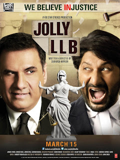Jolly LLB 2013