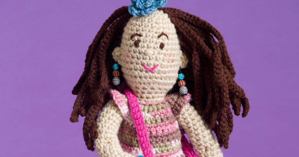 2000 Free Amigurumi Patterns: Free Fashionista Farrah Doll ...