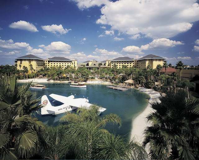 Universal features four amazing on property hotels