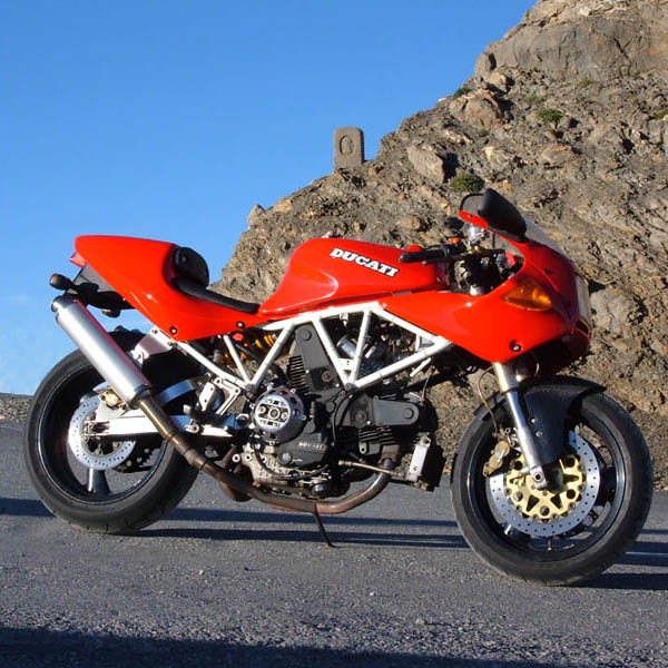 Ducati Supersport 750ss 1991