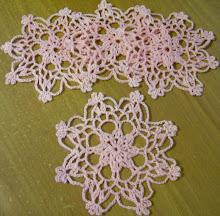 crotchet snowflake