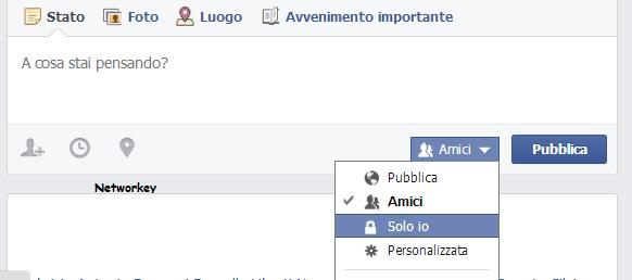 Solo Io Facebook