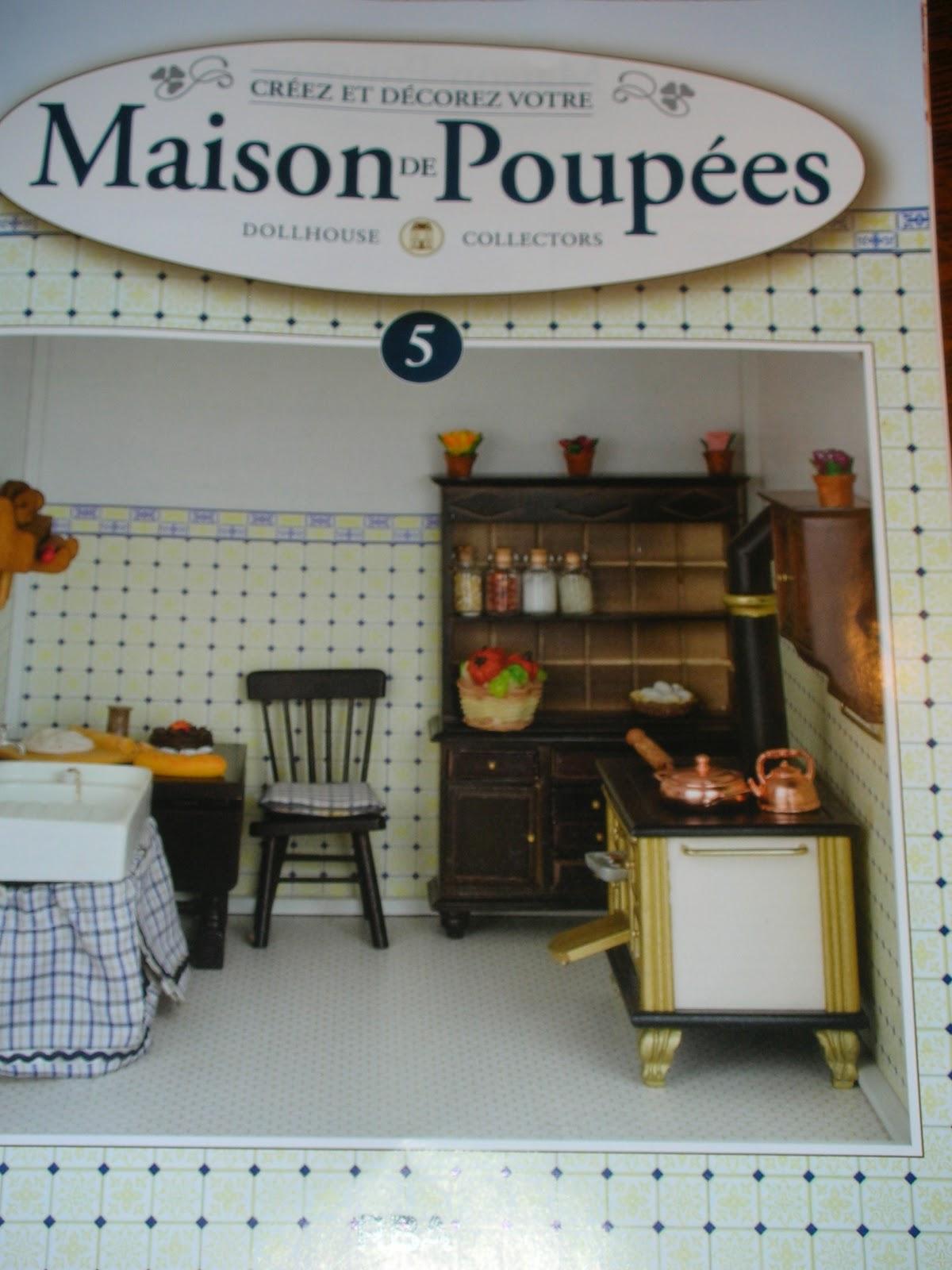 Le petit monde de line revue maison de poup es for Revue bricolage maison