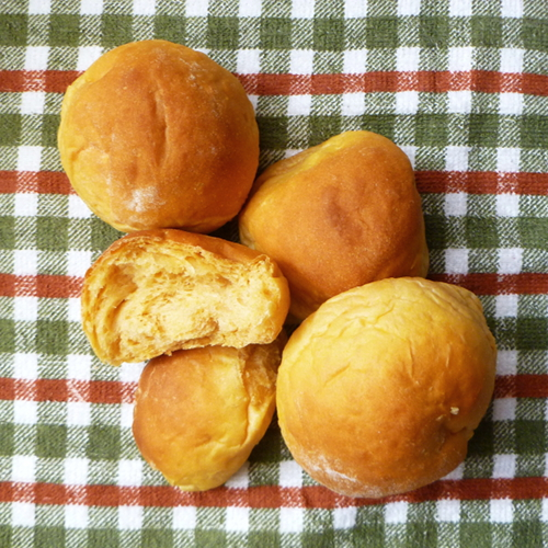 Cookistry: Maple and Sweet Potato Buns
