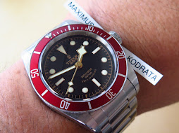 TUDOR BLACK BAY HERITAGE 79220R RED BEZEL - BRACELET - AUTOMATIC