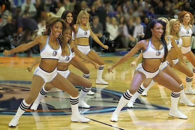 April 2014 grown people talking are facing the second seeded miami heat another announcement was made the honeybees will hold auditions beginning june 7 at time warner cable arena freerunsca Gallery