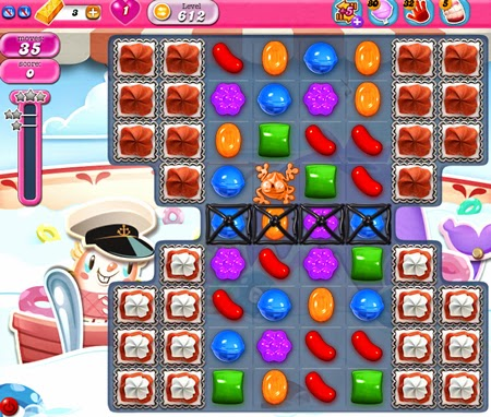 Candy Crush Saga 612