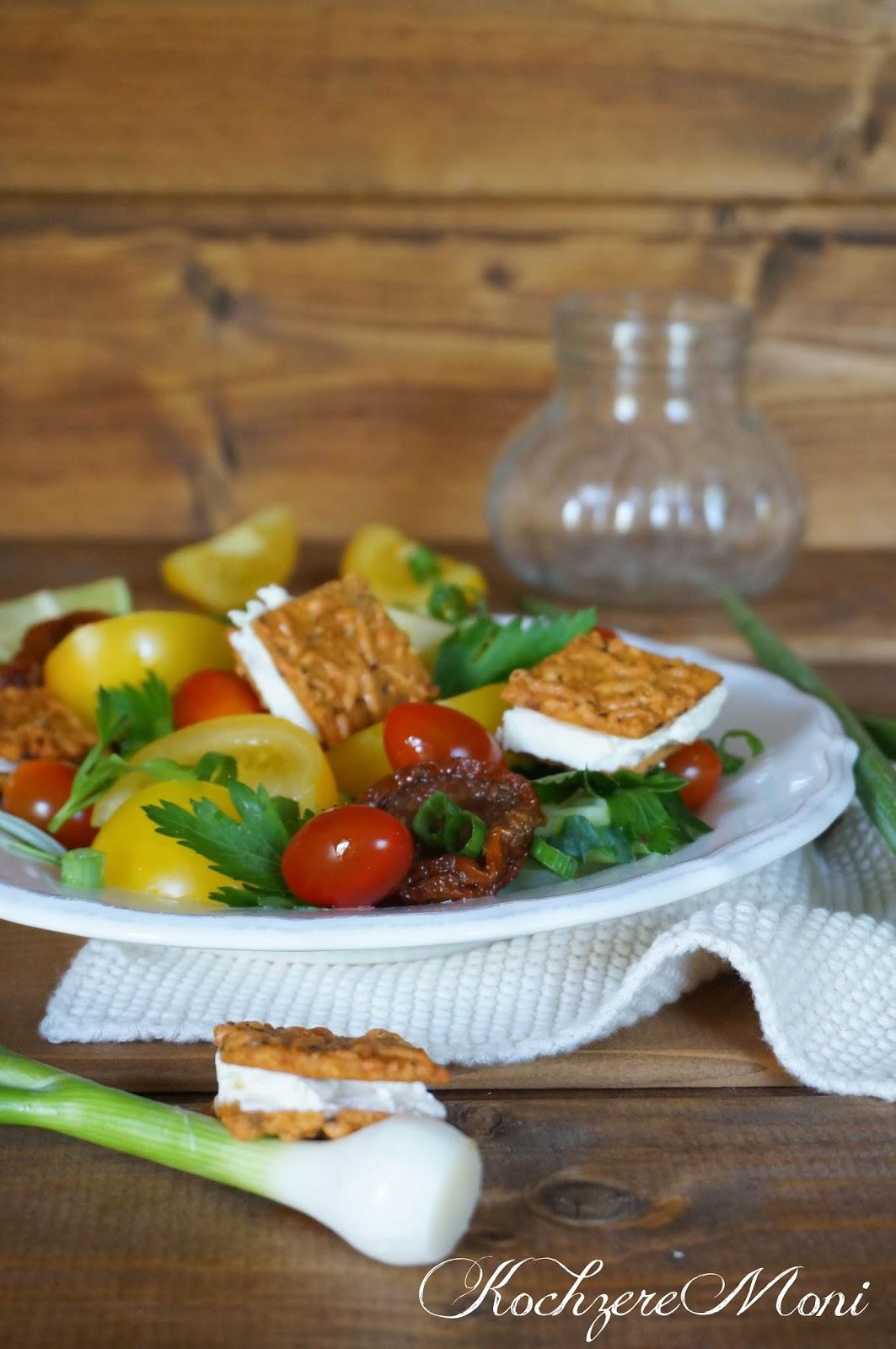 tomaten petersilien salat. Black Bedroom Furniture Sets. Home Design Ideas