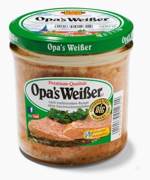 Opa's Weißer