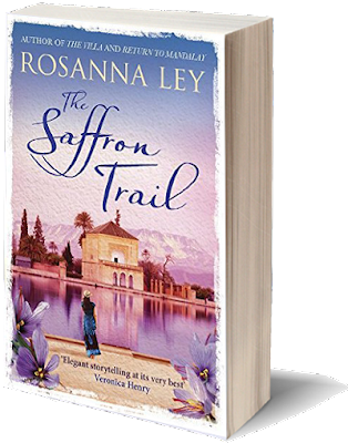 The saffron trail book