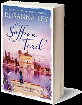 The saffron trail book