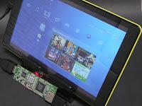 PS3の画面を表示